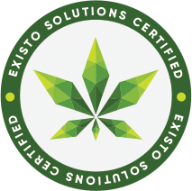 Existo Certified 3rd party Cannabis Compliance Certification